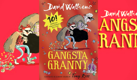 Gangsta Granny blog
