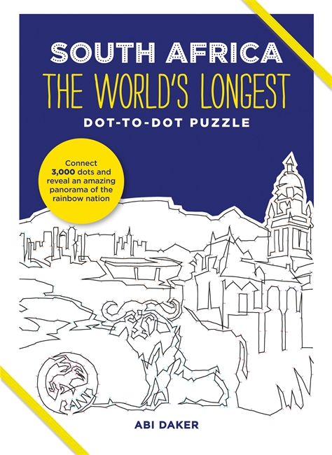 South Africa The Worlds Longest Dot to Dot Puzzle