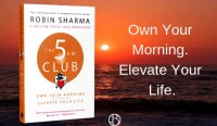 How to Wake Up at 5 AM. Valuable Robin Sharma Interview