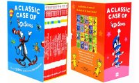 A Classic Case of Dr Seuss collection that every child needs!