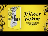 Cara Delevingne reads from MIRROR, MIRROR